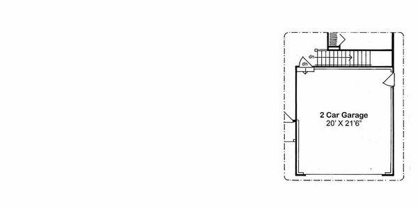 Ranch Floor Plan - Other Floor Plan #312-195