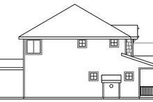 Craftsman Exterior - Other Elevation Plan #124-712