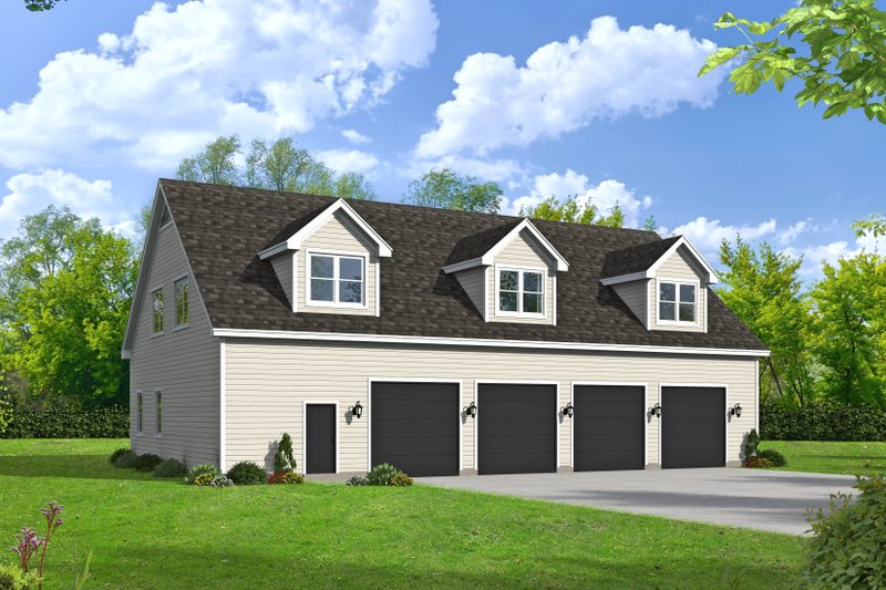 Victorian Style House Plan - 2 Beds 2.5 Baths 2820 Sq/Ft Plan #932-417