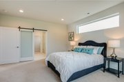 Contemporary Style House Plan - 4 Beds 3 Baths 3133 Sq/Ft Plan #1066-49 Interior - Bedroom