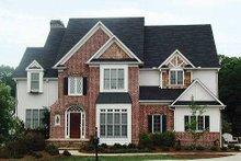 House Design - Southern Photo Plan #54-158