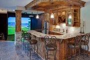 Craftsman Style House Plan - 3 Beds 3 Baths 5121 Sq/Ft Plan #51-581