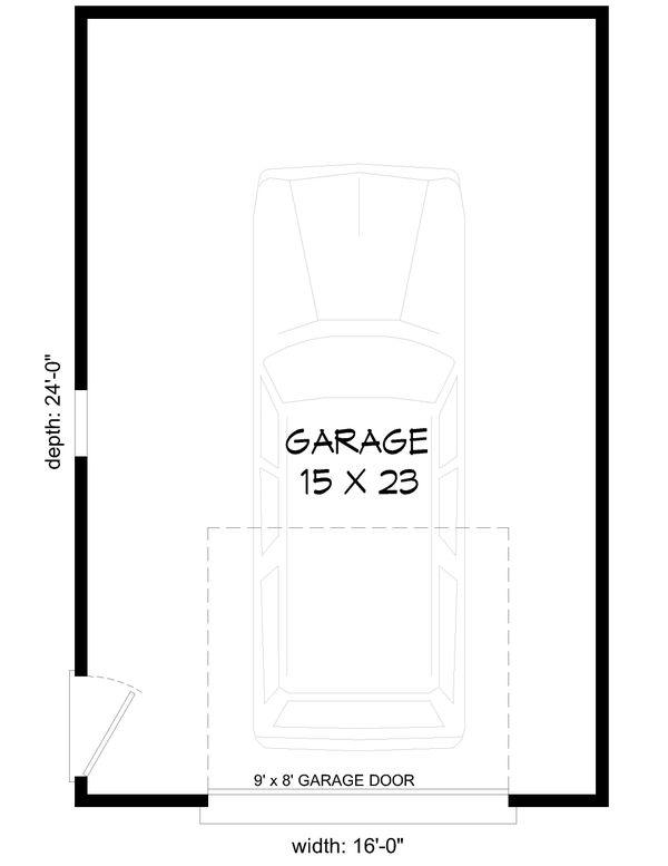 House Plan Design - Country Floor Plan - Main Floor Plan #932-362