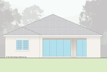 Architectural House Design - Craftsman Exterior - Front Elevation Plan #930-503