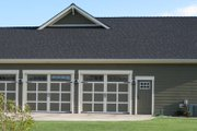European Style House Plan - 4 Beds 3.5 Baths 2755 Sq/Ft Plan #21-202 Exterior - Other Elevation