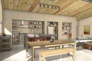 Modern Style House Plan - 2 Beds 2 Baths 1798 Sq/Ft Plan #497-32 Interior - Kitchen