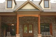 Country Style House Plan - 3 Beds 2.5 Baths 2170 Sq/Ft Plan #927-150