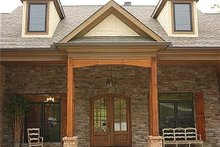 Home Plan - Country Exterior - Front Elevation Plan #927-150