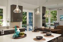Contemporary Interior - Kitchen Plan #928-311