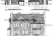 Traditional Style House Plan - 4 Beds 3.5 Baths 3358 Sq/Ft Plan #6-123