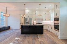 Architectural House Design - Cottage Interior - Kitchen Plan #430-117