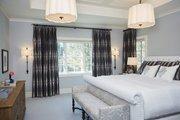 Tudor Style House Plan - 5 Beds 5 Baths 7398 Sq/Ft Plan #928-275 Interior - Master Bedroom