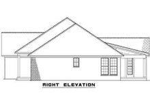 House Plan Design - Traditional Exterior - Other Elevation Plan #17-2291