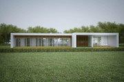 Modern Style House Plan - 3 Beds 2 Baths 1671 Sq/Ft Plan #552-5