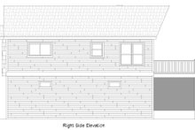 House Plan Design - Contemporary Exterior - Other Elevation Plan #932-350