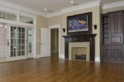 Colonial Style House Plan - 4 Beds 4 Baths 4489 Sq/Ft Plan #137-136