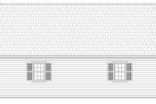 Country Exterior - Other Elevation Plan #932-130