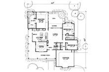 Victorian Floor Plan - Main Floor Plan Plan #472-13