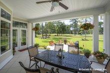 Home Plan - Craftsman Exterior - Covered Porch Plan #929-824