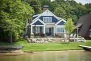 Farmhouse Style House Plan - 3 Beds 2.5 Baths 2781 Sq/Ft Plan #928-344 Exterior - Rear Elevation