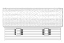 Dream House Plan - Country Exterior - Other Elevation Plan #932-132