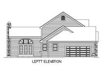 Farmhouse Exterior - Other Elevation Plan #57-135