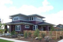 Prairie Exterior - Other Elevation Plan #434-2