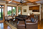 European Style House Plan - 4 Beds 3.5 Baths 2949 Sq/Ft Plan #929-41 Interior - Other