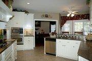Southern Style House Plan - 4 Beds 3 Baths 1992 Sq/Ft Plan #56-152
