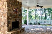 Farmhouse Exterior - Outdoor Living Plan #437-92