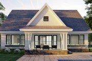 Farmhouse Style House Plan - 4 Beds 3.5 Baths 3146 Sq/Ft Plan #51-1168