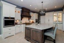Architectural House Design - Ranch Interior - Kitchen Plan #70-1501