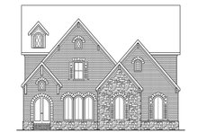 European Exterior - Other Elevation Plan #419-248