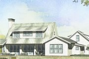 Farmhouse Style House Plan - 3 Beds 2.5 Baths 2218 Sq/Ft Plan #901-103 Photo