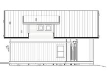 House Plan Design - Traditional Exterior - Other Elevation Plan #895-115