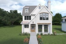 House Plan Design - Farmhouse Exterior - Other Elevation Plan #1070-112