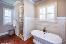 European Interior - Master Bathroom Plan #929-915