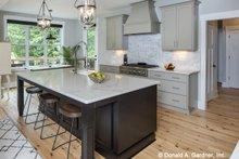 Dream House Plan - Craftsman Interior - Kitchen Plan #929-1051