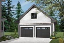 Craftsman Exterior - Front Elevation Plan #23-2477