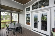 Traditional Style House Plan - 4 Beds 3 Baths 2607 Sq/Ft Plan #929-741 Exterior - Outdoor Living