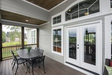 Traditional Exterior - Outdoor Living Plan #929-741