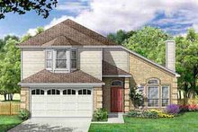 Dream House Plan - Traditional Exterior - Front Elevation Plan #84-212