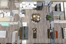 Farmhouse Interior - Other Plan #44-224