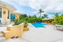 Beach Exterior - Outdoor Living Plan #938-102