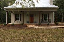 Dream House Plan - Cottage Exterior - Front Elevation Plan #21-169