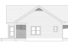 House Plan Design - Country Exterior - Other Elevation Plan #932-35