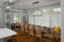 Country Interior - Dining Room Plan #928-276