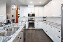 Contemporary Interior - Kitchen Plan #1070-30
