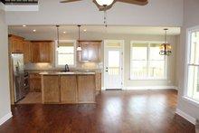 House Plan Design - Country Interior - Family Room Plan #932-3