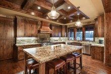 Craftsman Interior - Kitchen Plan #892-27